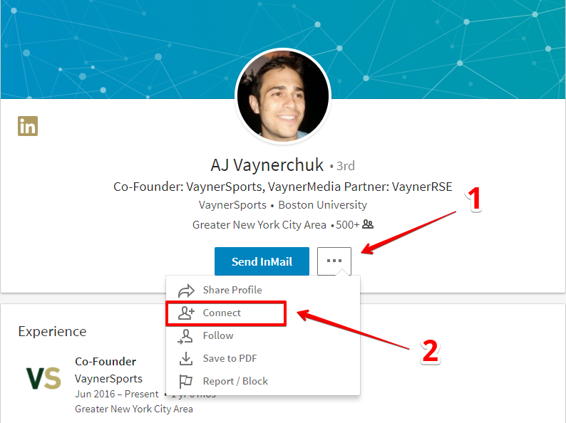 AJ Vaynerchuk _ LinkedIn Grow Strategies