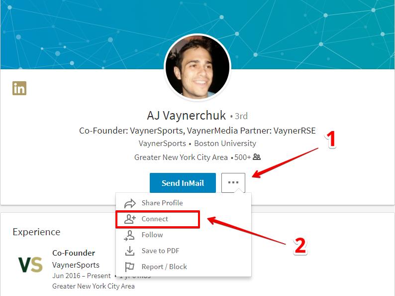 AJ Vaynerchuk _ LinkedIn Grow Strategies