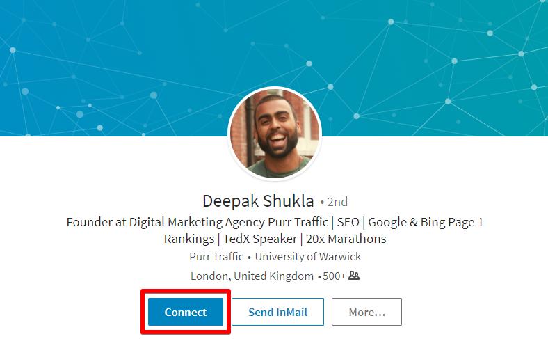 Deepak Shukla - LinkedIn profile