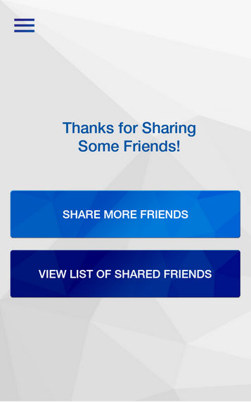 sharesomefriends referral app screenshot app 2
