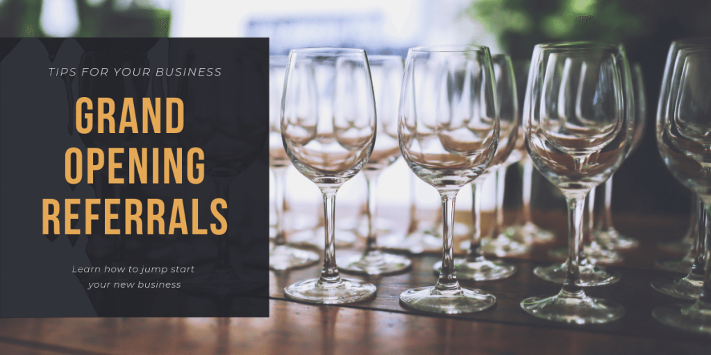 grand opening business tips